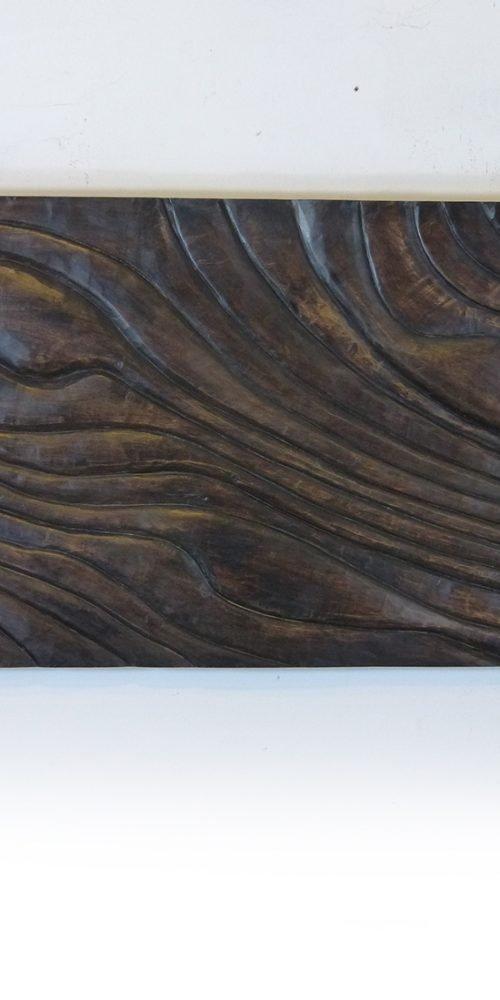 Solstice - bas relief