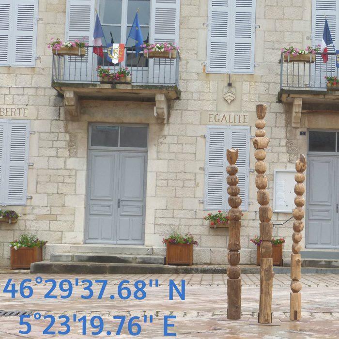 Sculpture Formation - créativité - l'art libre -cuiseaux